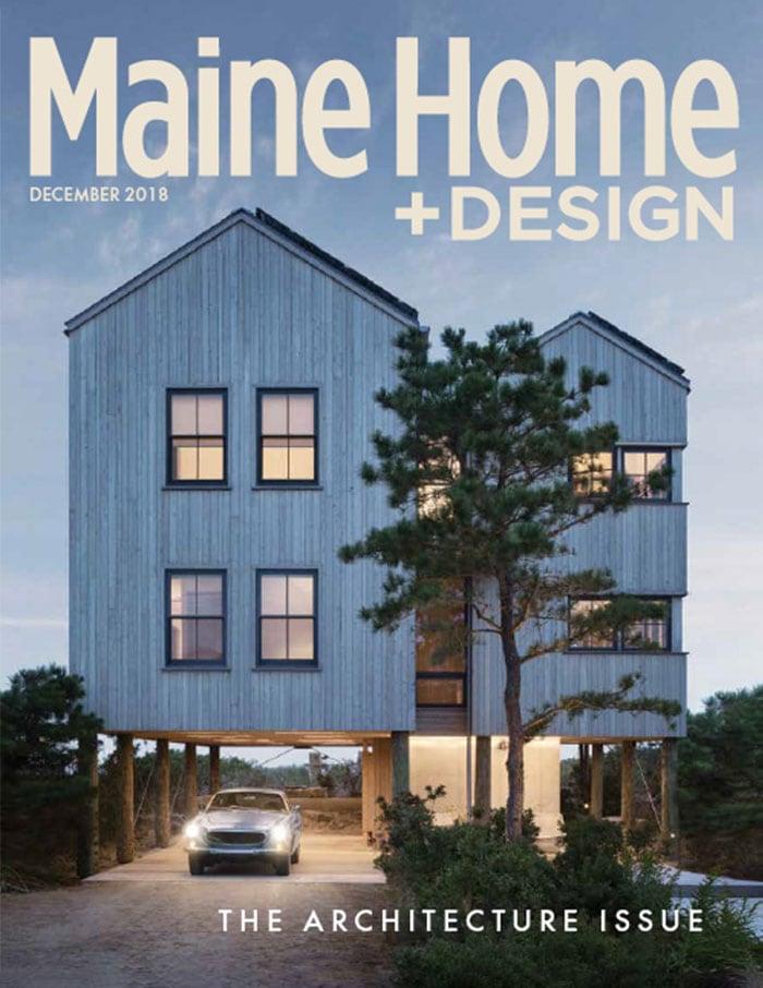Maine Home and Design Magazine
