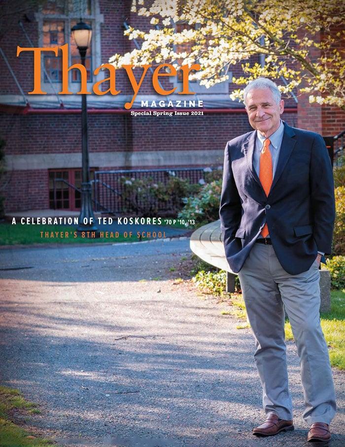 Thayer Academy Magazine