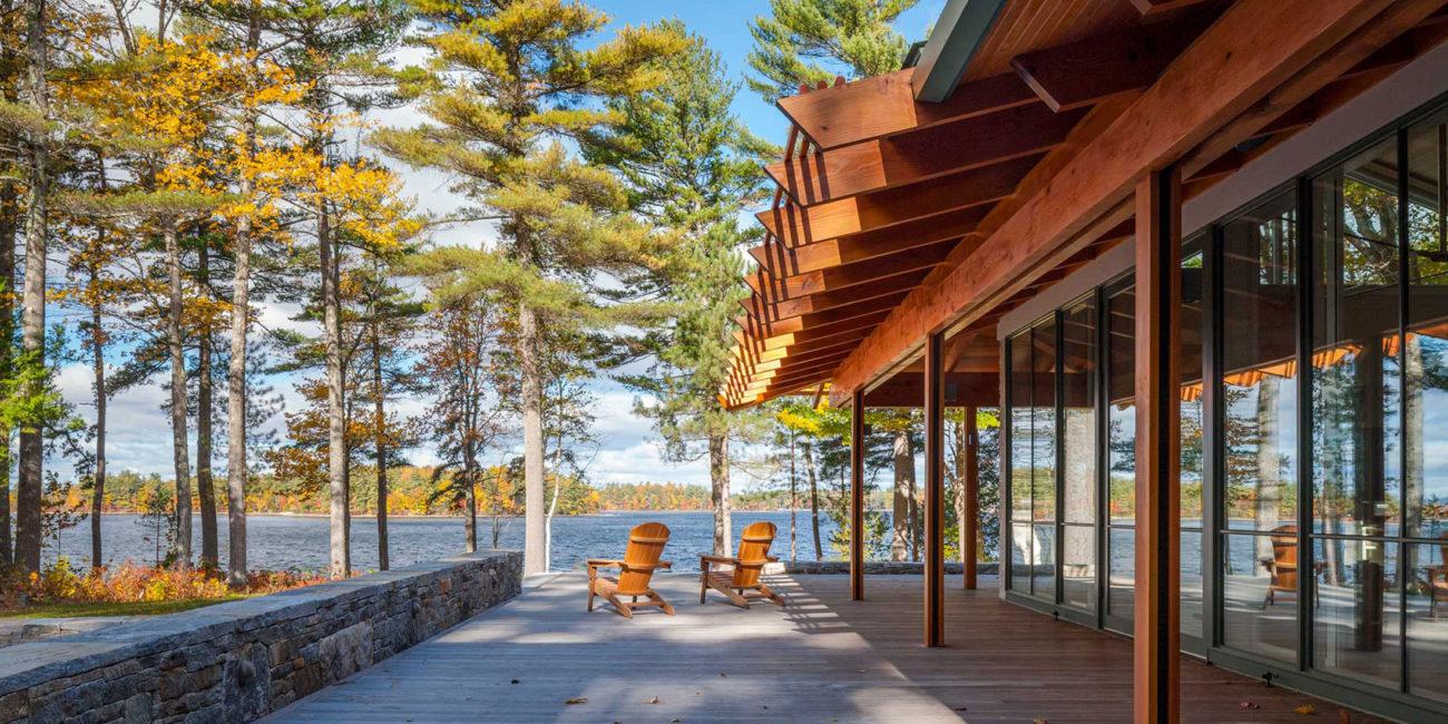 Maine Cottage Sebago Lake