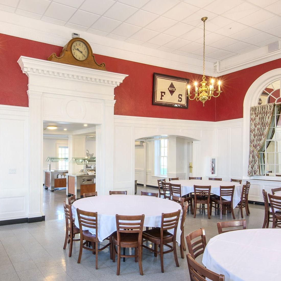 Dining Hall Fay School