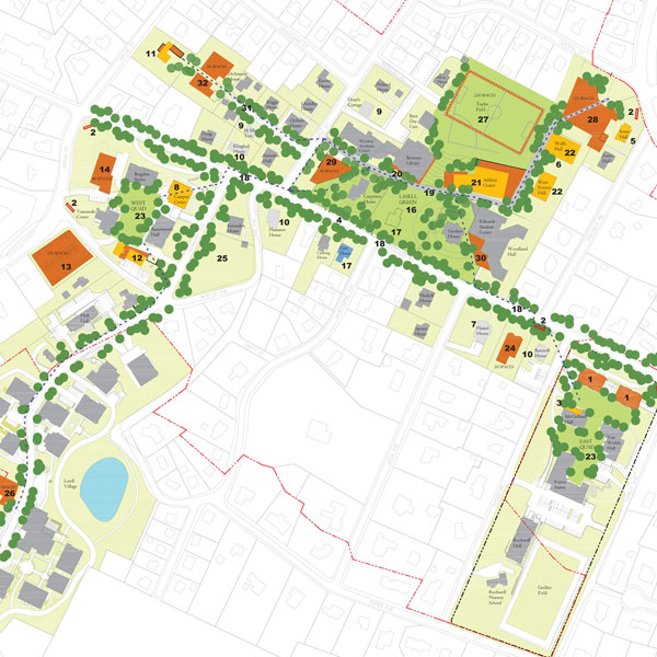 Lasell College Master Plan